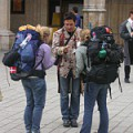 students travel abroad