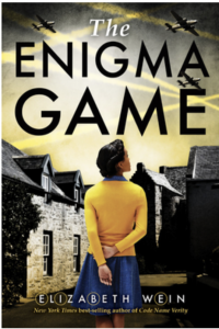 Cover of The Enigma Game book