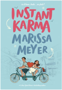 Instant Karma Book Cover
