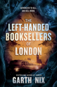 Left-Handed Booksellers Cover