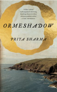 Ormeshadow Book Cover