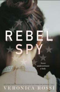 Book Cover of Rebel Spy