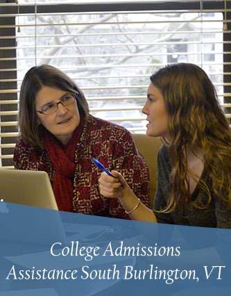 college admission essay help in South Burlington VT
