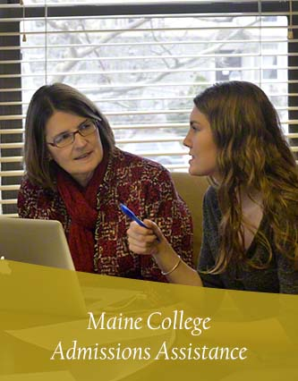college admission essay help in Maine