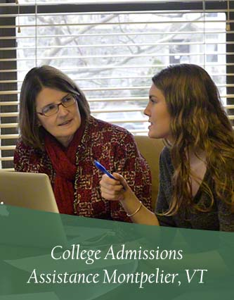 college admission essay help in Montpelier VT