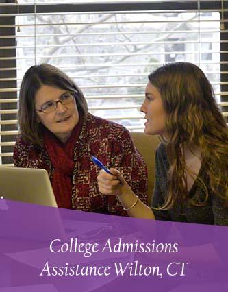college admission essay help in Wilton CT