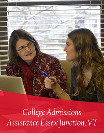 college admission essay help in Essex Junction VT