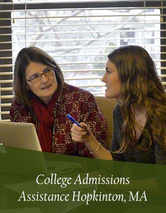 college admission essay help in Hopkinton MA