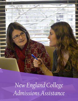 college admission essay help in New England
