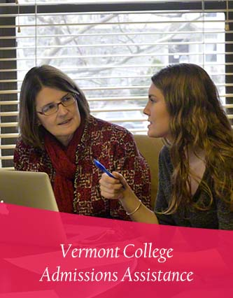 college admission essay help in Vermont