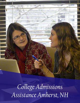 college admission essay help in Amherst NH