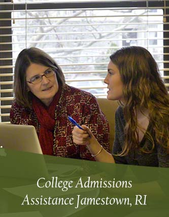college admission essay help in Jamestown RI